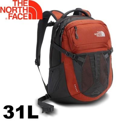 The North Face 美國 31L 15吋電腦背包《深灰/紅》電腦書包/筆電包/後背包/CL (8.5折)