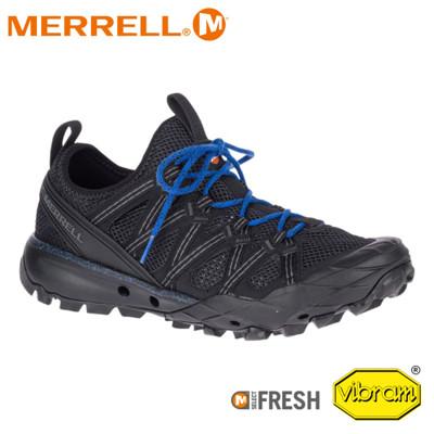 MERRELL 美國 男 Choprock 水陸兩棲健行登山鞋《黑》033531/短筒/輕量/健走/ (8折)