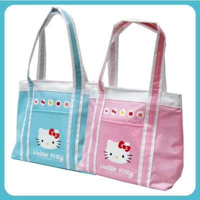 Hello Kitty 保溫保冷防水萬用手提袋 (2.2折)