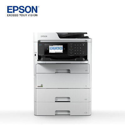 愛普生 epson workforce pro wf-c579r a4省彩印微噴影印機印表機 (9.9折)