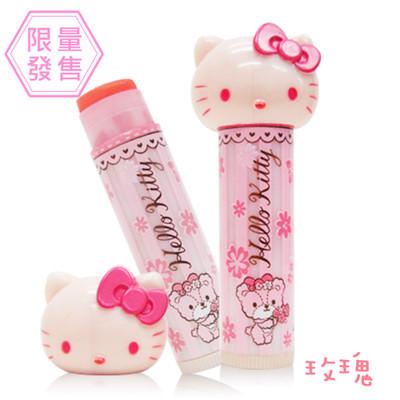 Hello kitty嫩色變色溫變潤唇膏-iBV.18 (7.7折)