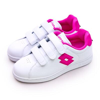 LOTTO 經典復古網球鞋 1973 INSPIRED 系列 白桃 6862 女 (8.7折)