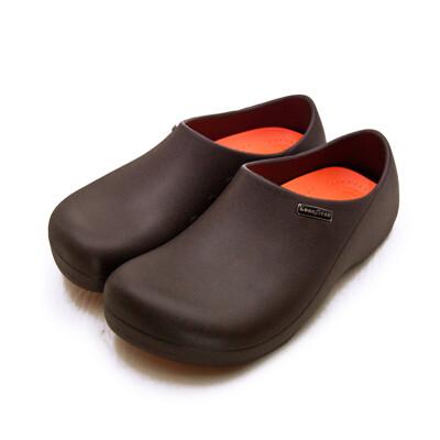 GOODYEAR 固特異輕量防水防潑濺廚師餐飲業工作鞋 咖啡 93903 男 (9折)