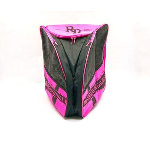 d.l.d多輪多 專業直排輪 溜冰鞋 太空背包 粉紅色 - 粉紅色