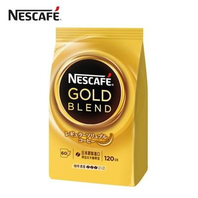 雀巢 咖啡金牌風味補充包120g (6.5折)