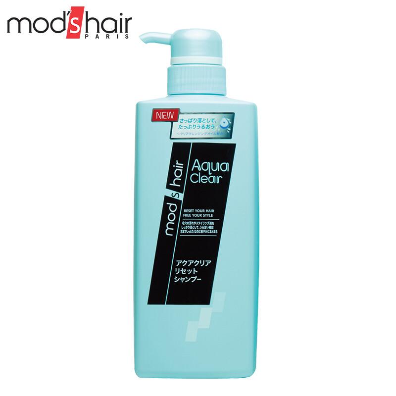 mod's hair 輕感淨系列 500ml/組合購