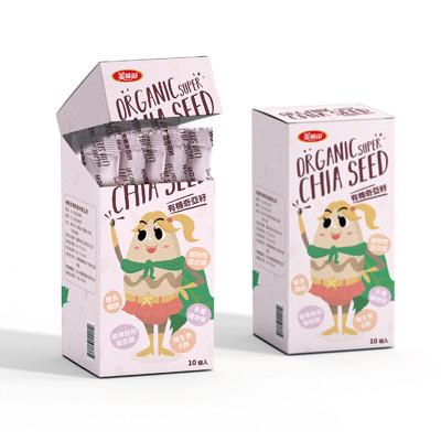 美味田 搶纖順暢 有機奇亞籽 隨身包 (5.3折)