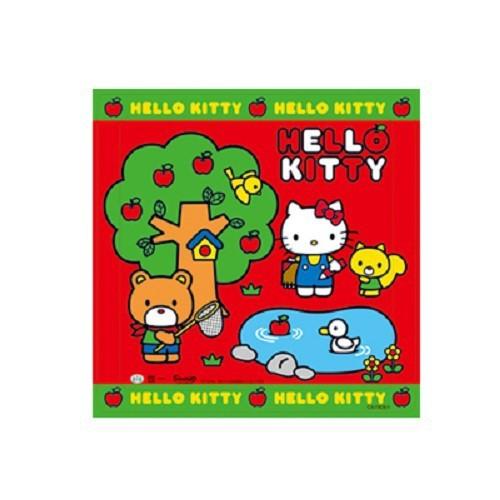 世一-hello kitty郊遊去16片拼圖