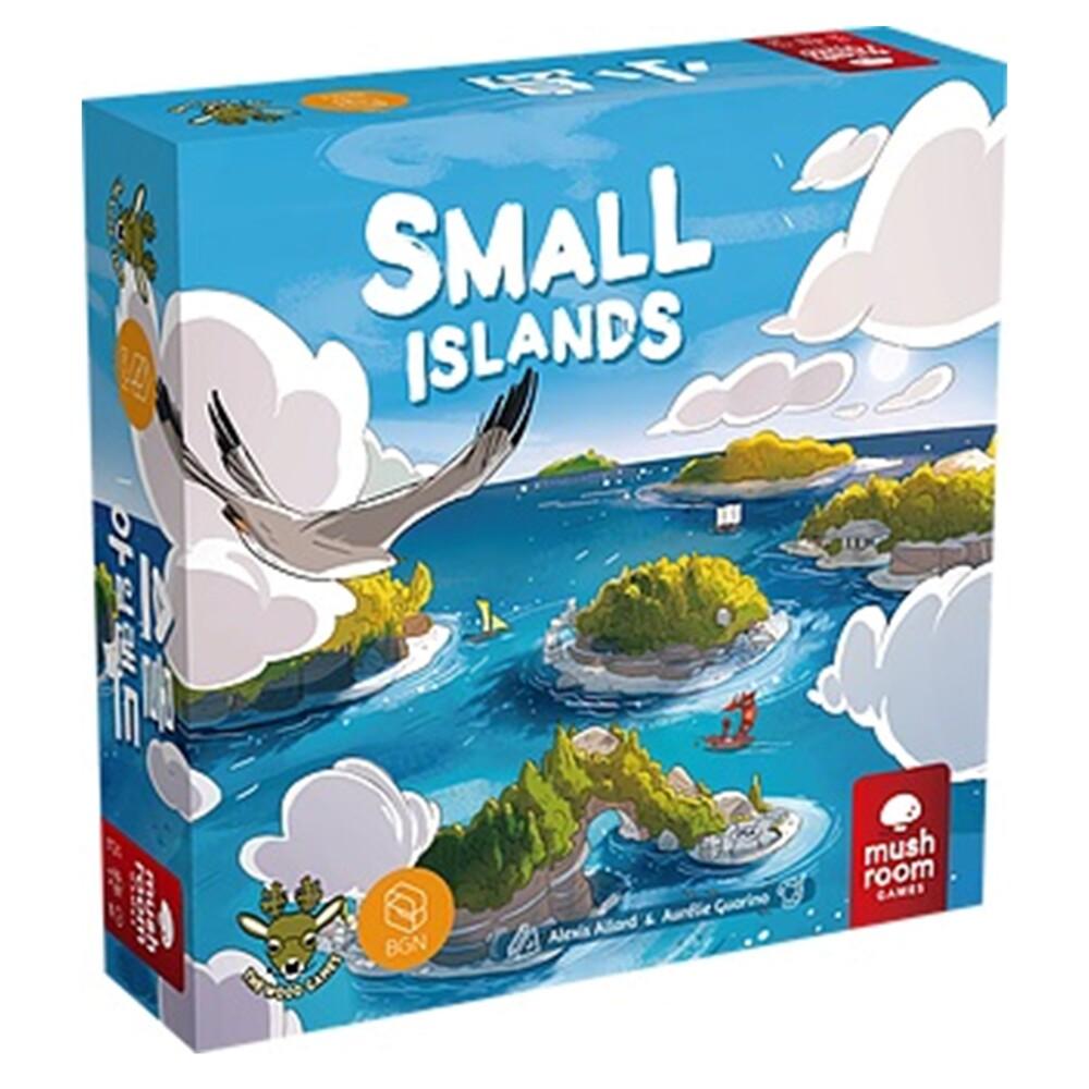 免費送薄套 小島 small islands 多國語言版 正版桌遊 含稅附發票 實體店面