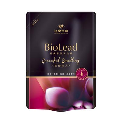 《台塑生醫》BioLead經典香氛洗衣精補充包 紅粉佳人1.8kg (6.4折)