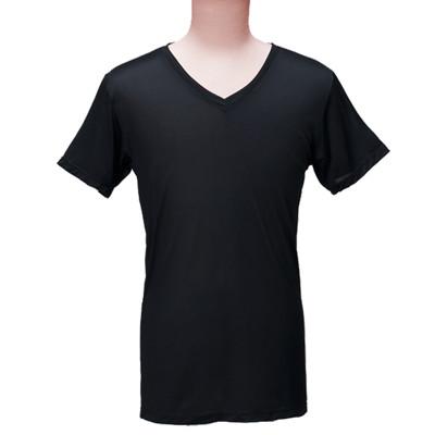 《台塑生醫》Dr's Formula冰晶玉科技涼感衣-男用短袖款(黑)一件入 (8.7折)