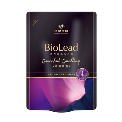 《台塑生醫》BioLead經典香氛洗衣精補充包 花園精靈1.8kg (6.4折)