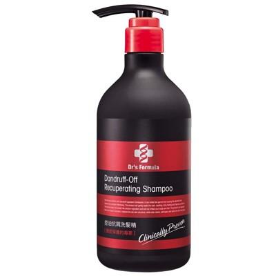 《台塑生醫》Dr's Formula控油抗屑洗髮精580g (7折)