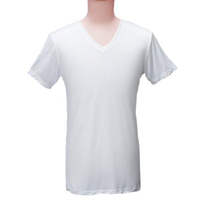 《台塑生醫》Dr's Formula冰晶玉科技涼感衣-男用短袖款(白)一件入 (8.7折)