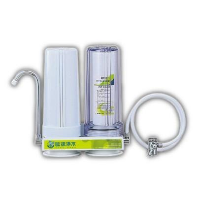【歐漾淨水】檯上型雙道淨水器  CWF-A201CW (5.4折)