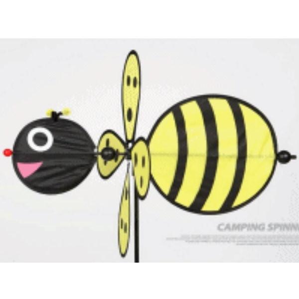 jls露營佈置 瓢蟲風車 蜜蜂風車 立體風車