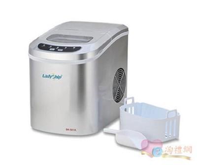 淘禮網 BK-501A 貴夫人-微電腦全自動製冰機 (9.8折)