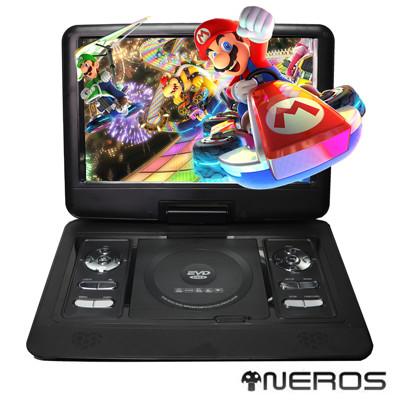 NEROS【超級玩家】13.3吋 移動式RMVB-DVD播放機 (6.8折)