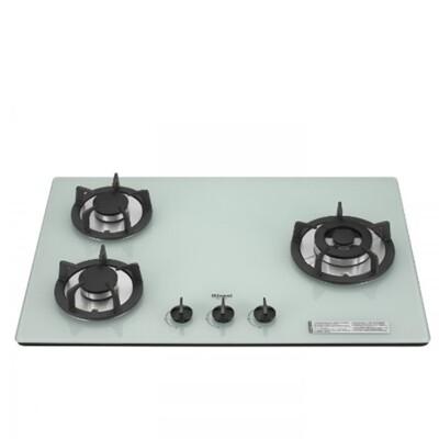 (含標準安裝)林內【RB-302GH-W_LPG】三口玻璃防漏檯面爐白色(與RB-302GH-W同款 (8.2折)