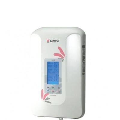 (無安裝)櫻花sh-125-x即熱式數位恆溫瞬熱式電熱水器(與h125同款)熱水器瞬熱式 (8.2折)