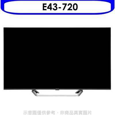 BenQ明基【E43-720】43吋4K+HDR聯網顯示器 (7.9折)