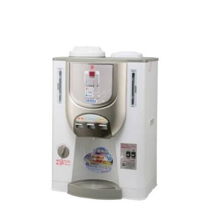 晶工牌【JD-8302】溫度顯示冰溫熱開飲機(日本國際牌R-134a壓縮機)開飲機  不可超取 優質 (8.2折)