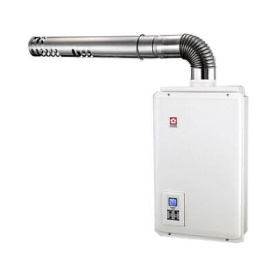 (全省安裝)櫻花16公升強制排氣(與SH-1680/H-1680同款)熱水器天然氣H-1680N (6.7折)