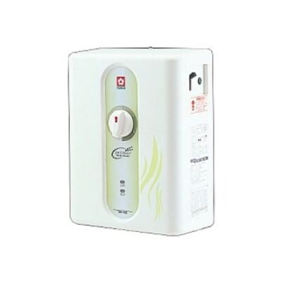 (含標準安裝)櫻花sh-186即熱式五段調溫瞬熱式電熱水器(與h186同款) 優質家電 (8.3折)
