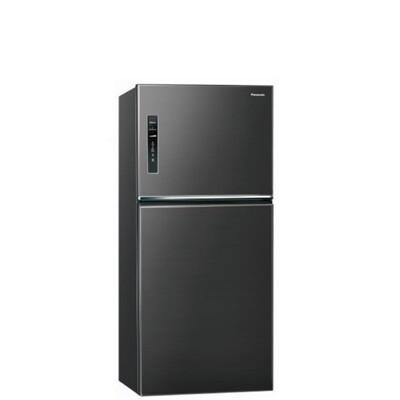 panasonic國際牌nr-b659tv-a650公升雙門變頻冰箱星耀黑*預購* (8.2折)