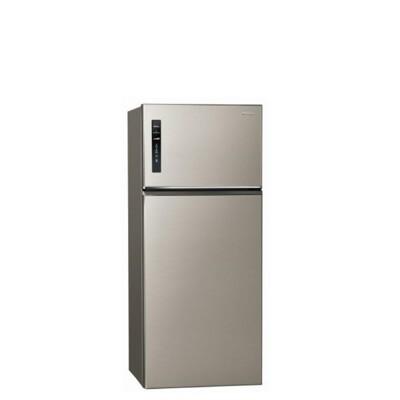 panasonic國際牌nr-b589tv-s1579公升雙門變頻冰箱星耀金 優質家電*預購* (8.2折)