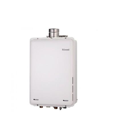 (含標準安裝)林內【REU-A2426W-TR_LPG】24公升屋外型熱水器桶裝瓦斯 (8.2折)