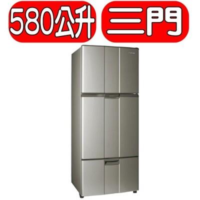 TATUNG大同【TR-C580VP-AG】530L三門變頻冰箱 優質家電 (8.2折)