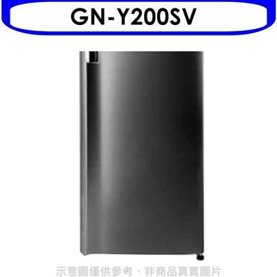LG樂金【GN-Y200SV】191公升單門冰箱 (7.9折)