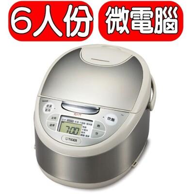 虎牌【JAX-G10R】6人份日本製電子鍋 (8.3折)