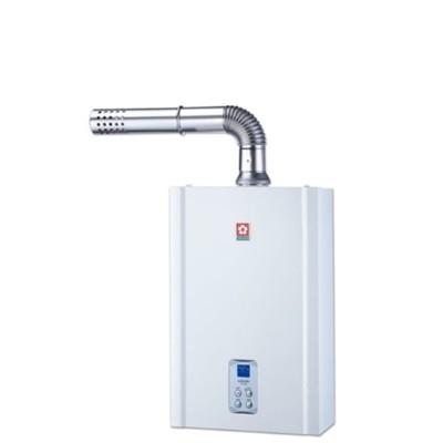 (無安裝)櫻花dh-1635al-x16公升強制排氣(與dh1635a/dh-1635a同款)熱 (8.2折)