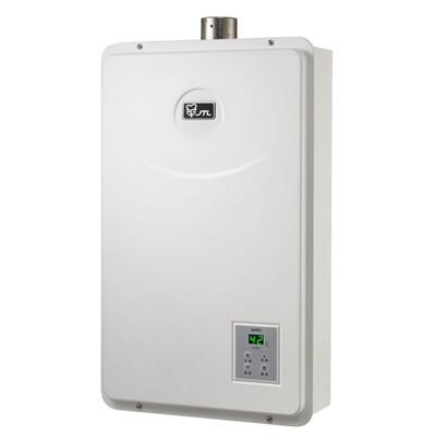 (含標準安裝)喜特麗【JT-H1332_NG1】強制排氣恆溫13公升熱水器天然氣(彰化以北) (8.2折)