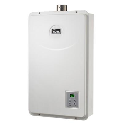 (全省安裝)喜特麗數位恆溫13公升(與JT-H1332同款)熱水器桶裝瓦斯JT-H1332_LPG (8.3折)