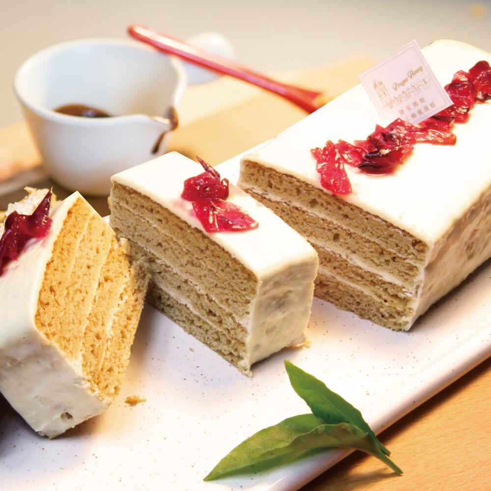 捷克媽媽手工蜂蜜蛋糕洛香荔枝蜂蜜千層蛋糕
