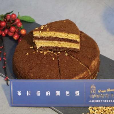 【捷克媽媽手工蜂蜜蛋糕】愛爾蘭咖啡蜂蜜千層蛋糕 (7.5折)