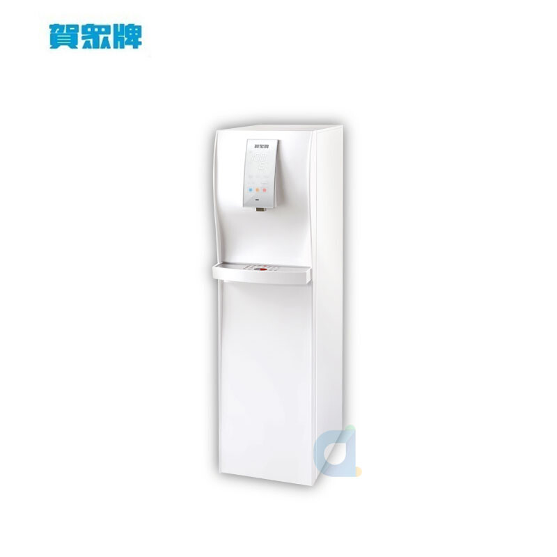 (贈好禮)賀眾牌un-6802aw-1 直立式極緻淨化冰溫熱飲水機(un6802aw1)大大淨水