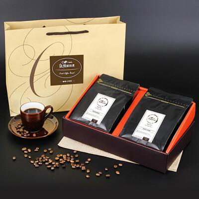 CoFeel 凱飛鮮烘豆手提一磅凱飛極鮮豆印尼黃金曼特寧中深烘焙咖啡豆禮盒 (5.1折)