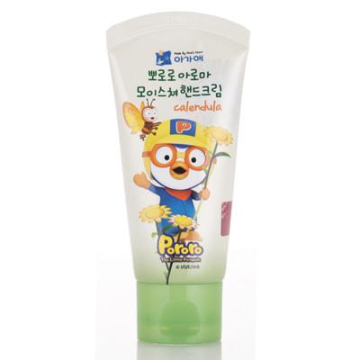 韓國Pororo快樂小企鵝 兒童護手霜50g(金盞花) (2.9折)