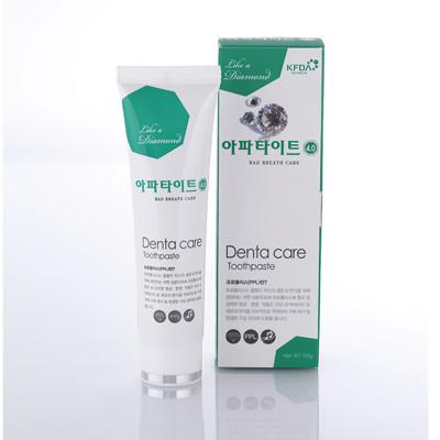 韓國APATITE鑽石系列牙膏-預防口臭130g (6.2折)