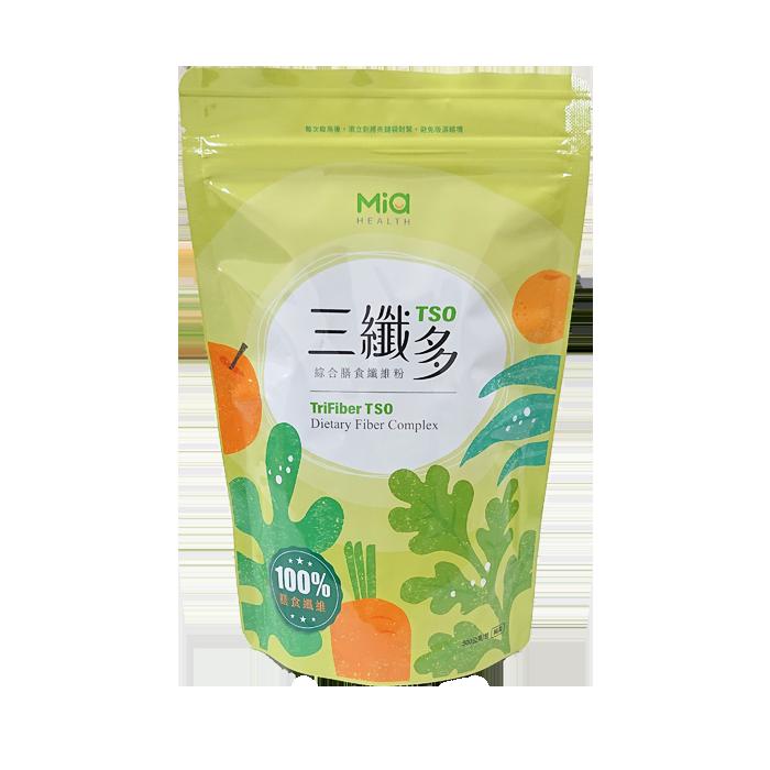 三纖多tso 家庭號 300公克/包 (膳食纖維粉促進腸道蠕動~助排便好輕鬆)