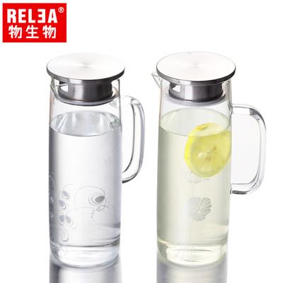 【香港RELEA物生物】1150ml北歐冷水壺 (5折)