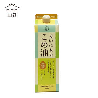 【日本三和】1000ml百分百玄米胚芽油 (8.5折)