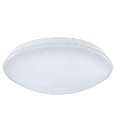 亮博士LED亮麗星空吸頂燈 18W/黃光/白光/IP42防水 1-2坪衛浴 陽台適用 (8.3折)