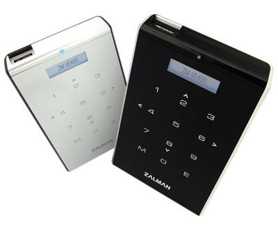 【ZALMAN】ZM-VE400 2.5吋 USB3.0 硬碟外接盒 虛擬磁碟 (7.2折)