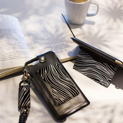 【NavJack】iPhone 7/8 Plus (5.5吋)│掛繩式卡夾站立皮套