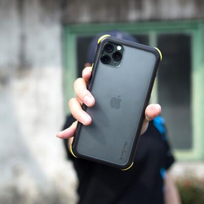 【NavJack】iPhone 11 │Double Rampart 雙重堡壘抗摔吸震保護殼